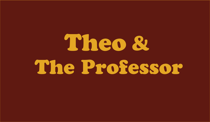Theo & The Professor is a heartfelt comedy-horror series that tells the story of two unlikely partners who face off with supernatural baddies week after week.