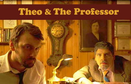 Theo & The Professor Need Your Help!