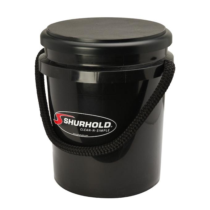 One bucket system by shurhold industries inc kickstarter for Fishing caddy bucket