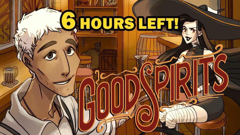 Good Spirits project video thumbnail
