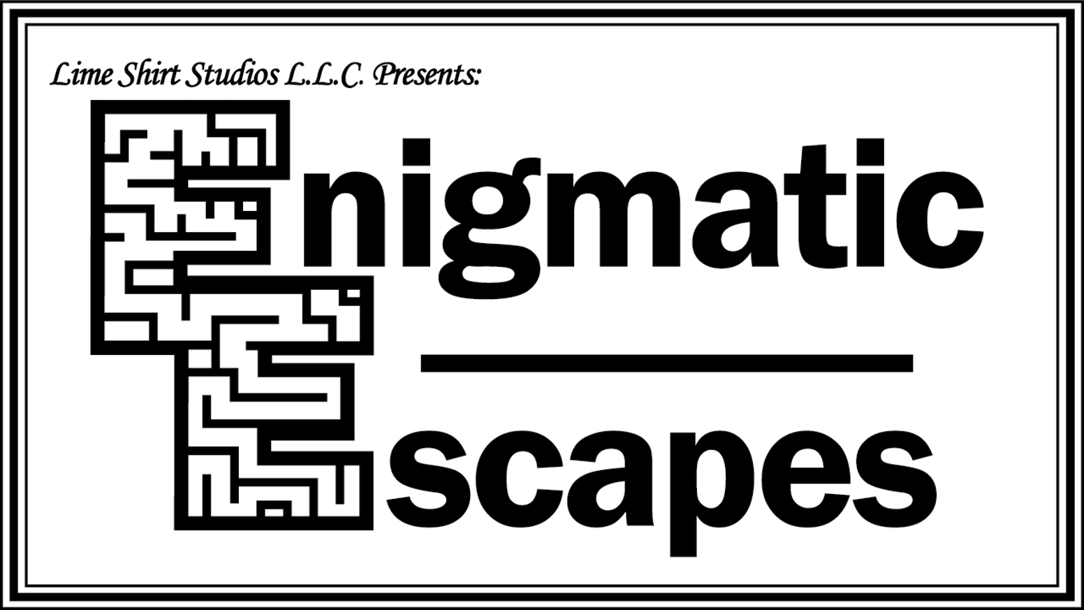 Enigmatic Escapes: Secret of the Study, an Escape Room by