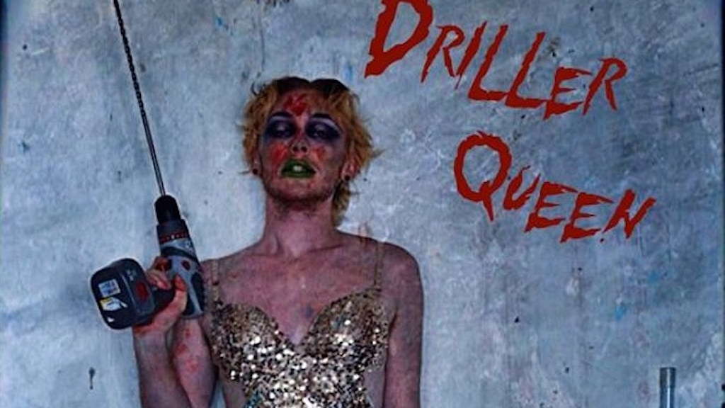 Driller Queen - Feature Length British Horror Movie project video thumbnail