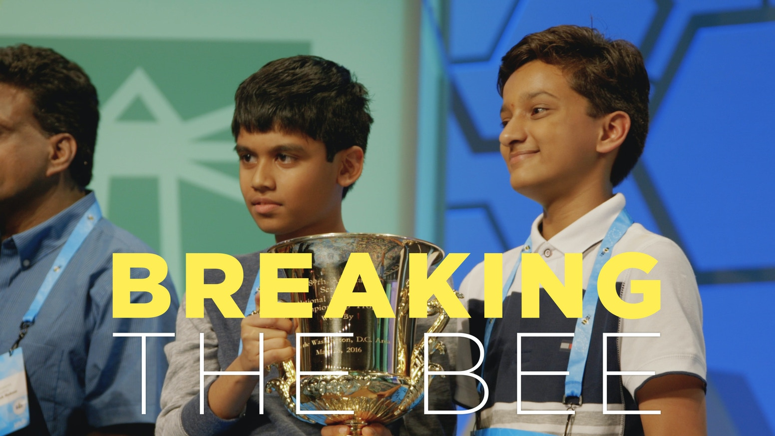 A film that explores the near two-decade trend of Indian-American children dominating