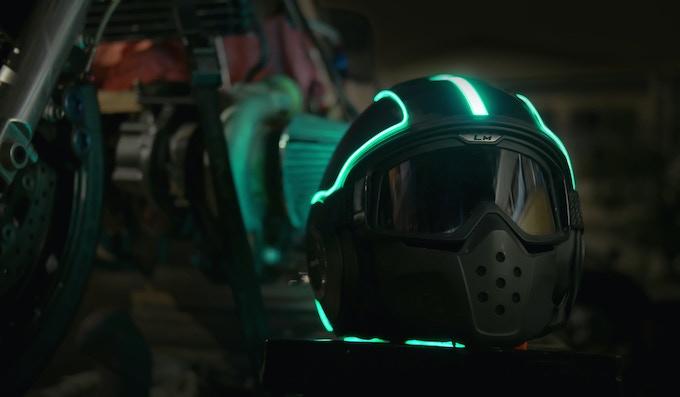 illuminate your helmet lightmode kits redesigned by lightmode