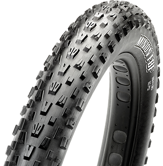 Carbon tires MAXXIS MINION FBF 26x4,80