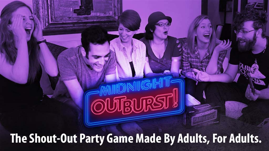 Midnight Outburst! - Not your dad's party game. project video thumbnail