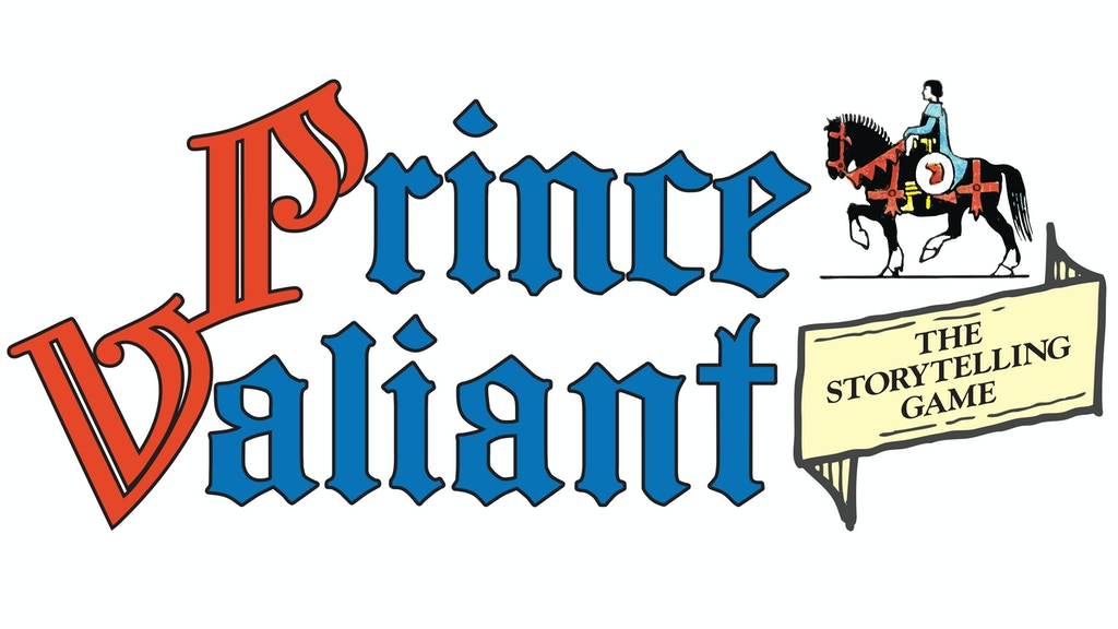 Prince Valiant® Storytelling Game by Greg Stafford miniatura de video del proyecto