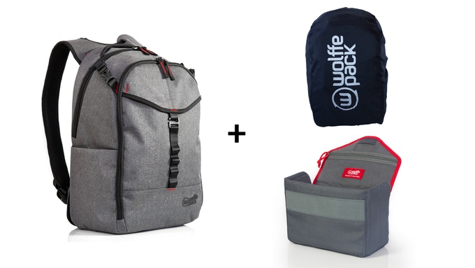 Wolffepack Capture: The Ultimate Camera & Access Backpack by ...