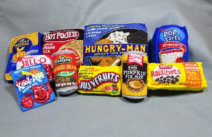 Junk Food Heaven