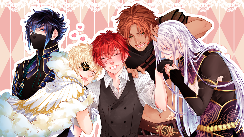 Legend of Rune: A BL / Yaoi Visual Novel RPG project video thumbnail