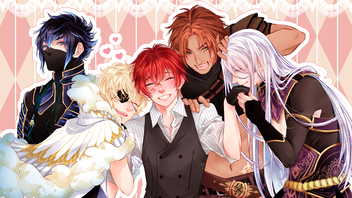 Legend of Rune: A BL / Yaoi Visual Novel RPG