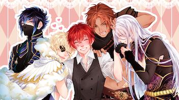 Legend of Rune: A BL / Yaoi Visual Novel RPG
