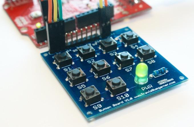 Button Board V1.0
