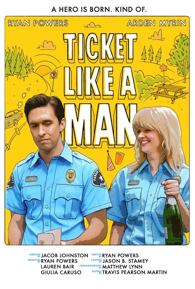 T.L.A.M. Poster created by Lauren Bair