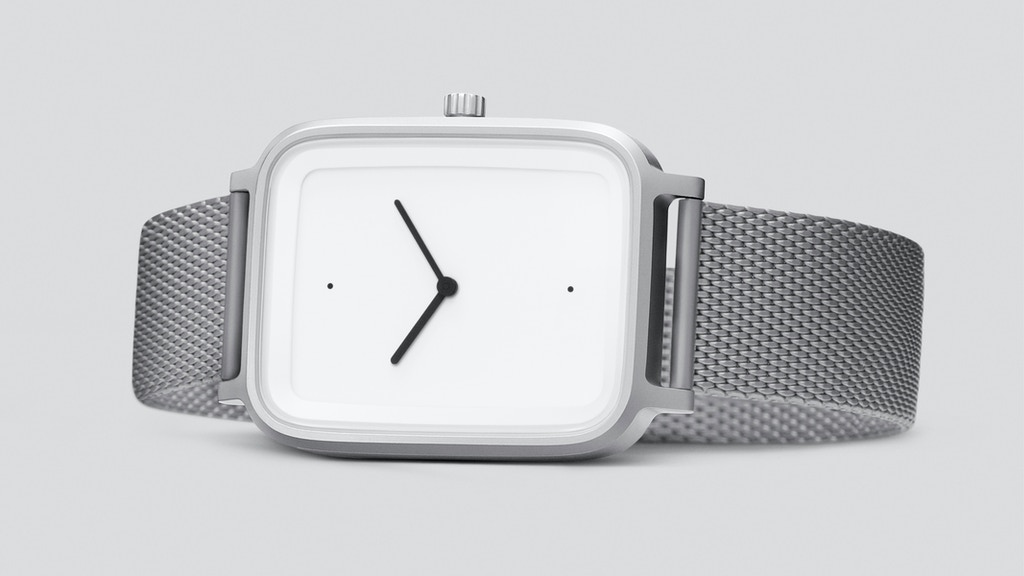 OBLONG - A Contemporary Danish Designer Watch project video thumbnail