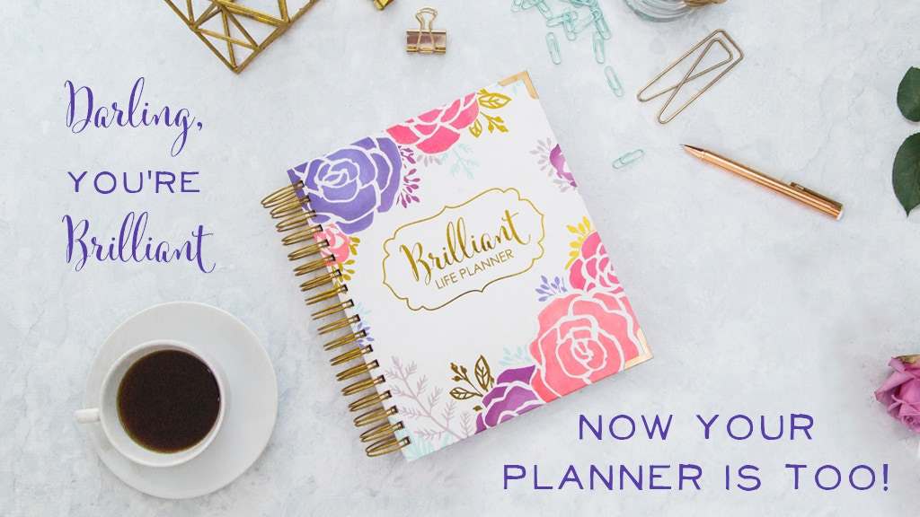 The Brilliant Life Planner project video thumbnail