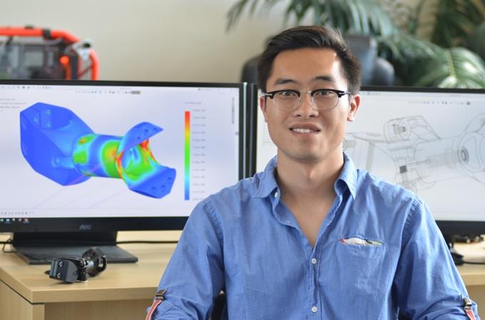 Lauren Giang, C.E.T, Vice President of Zennen Engineering Inc.