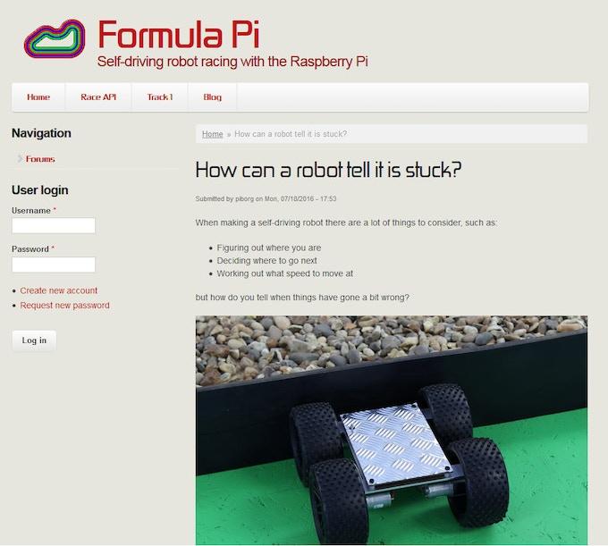 Formulapi.com blog