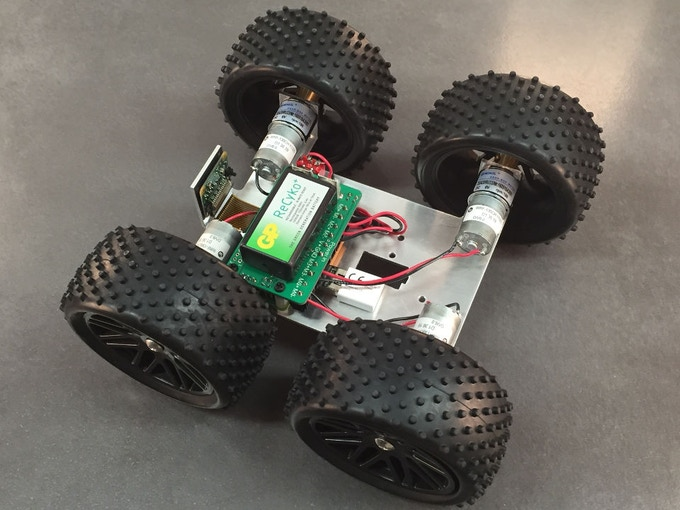 YetiBorg Raspberry Pi Autonomous robot