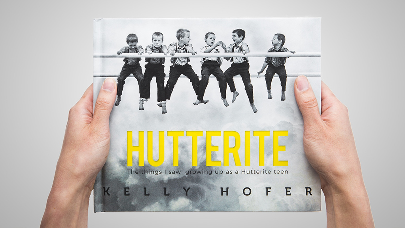 Hutterite - A photo Book by A Hutterite Photo Book — Kickstarter