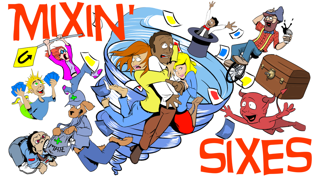 Mixin' Sixes project video thumbnail