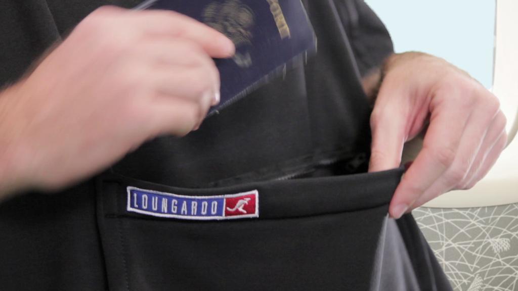 Loungaroo - The Revolutionary Travel Blanket project video thumbnail