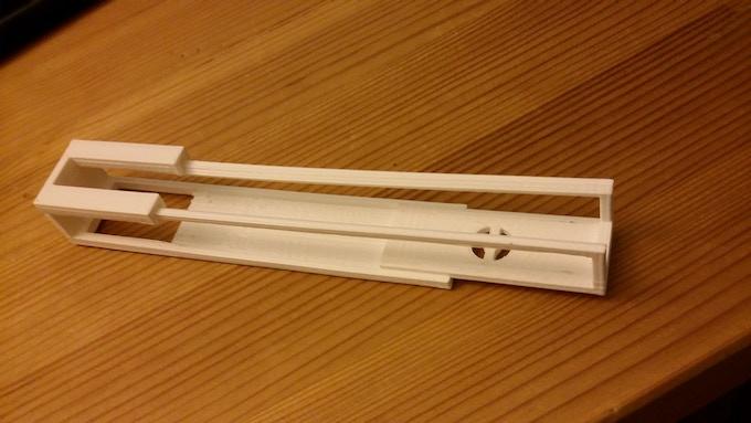 3D print thrower prototype
