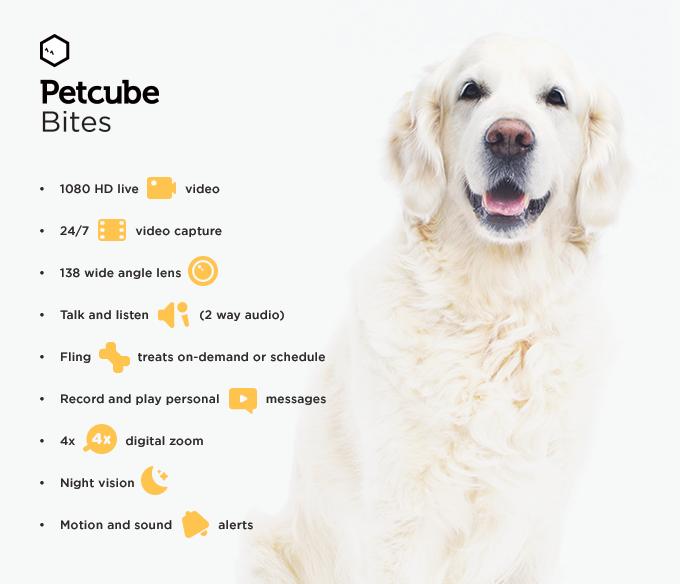 Petcube Bites Petcube Play Treat Amp Care For Pets