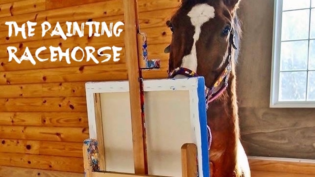 The Painting Racehorse - a documentary project video thumbnail