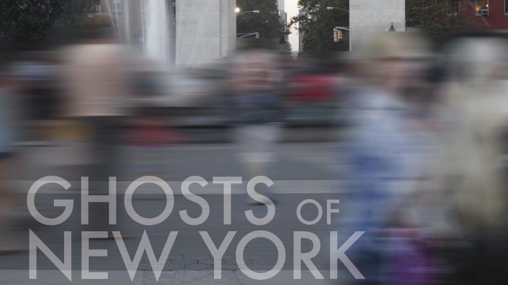 Ghosts of New York project video thumbnail