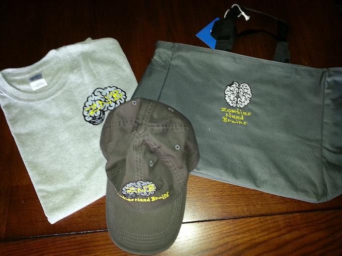 ZNB  Merchandise (T-shirt, Tote, Baseball Cap)