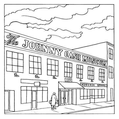 nashville tennessee coloring pages - photo#5
