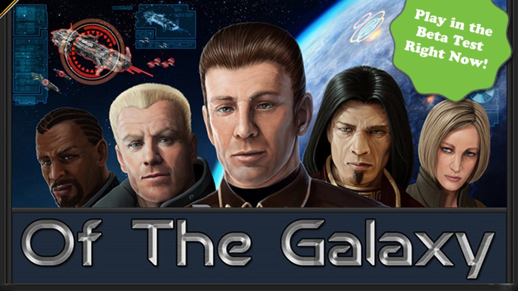 Barons of the Galaxy - Sci-Fi Trading, Politics, Warfare project video thumbnail