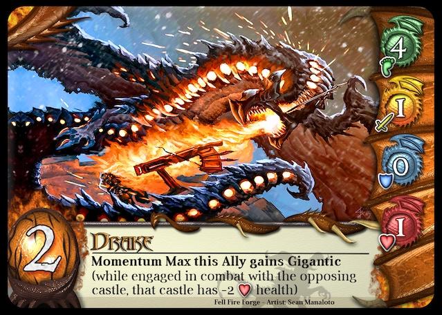 Castle Assault: The Fell Fire Forge by TJ Dunbar — Kickstarter