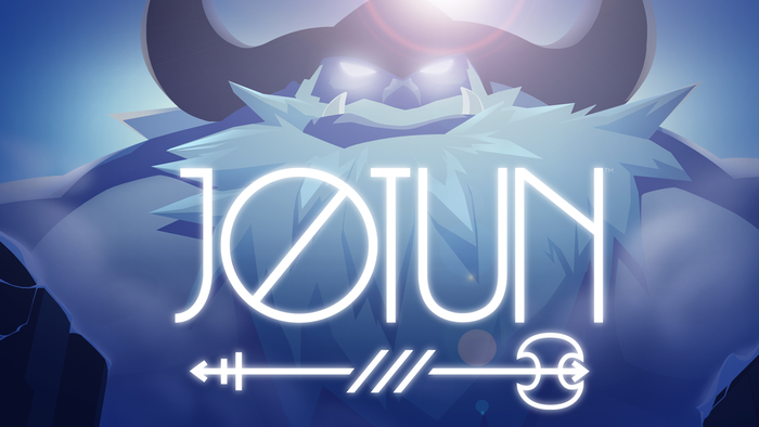 Jotun is a hand-drawn action-exploration game set in Norse mythology.