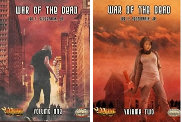 War of the Dead Hardcover Volumes