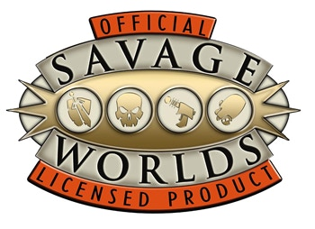 Savage Worlds and all associated logos and trademarks are copyrights of Pinnacle Entertainment Group. Used with permission