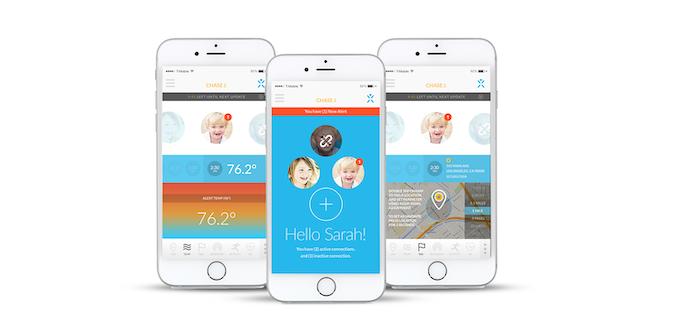 PAXIE™ App Screens