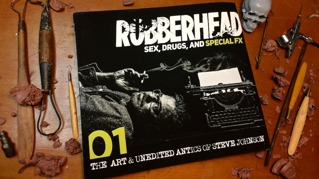 RUBBERHEAD: Sex, Drugs and Special FX project video thumbnail