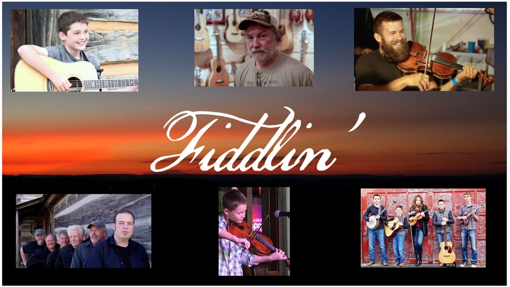 Fiddlin'-Old Time and Bluegrass Music Documentary project video thumbnail