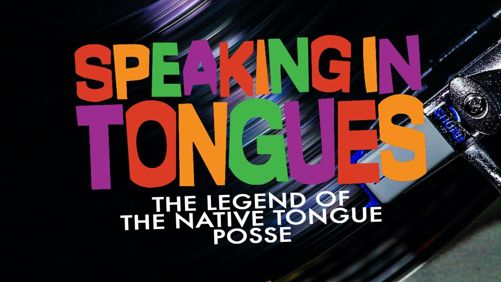 The Native Tongue Posse Documentary project video thumbnail