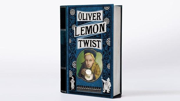 Oliver Lemon Twist  Render. Not final art.