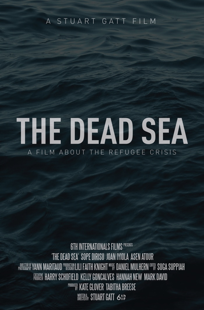 Fundraising Campaign For The Dead Sea Formerly Clandestine Refugee Film By Stuart