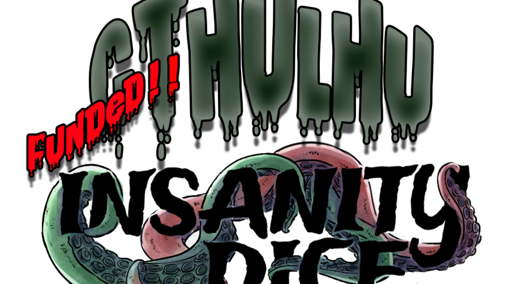 Cthulhu Insanity Dice project video thumbnail