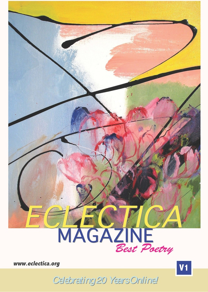 """Eclectica Magazine is publishing four """"best of"""" volumes (fiction, poetry, nonfiction, and speculative) celebrating 20 years online."""