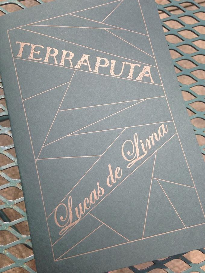 Lucas de Lima's TERRAPUTA