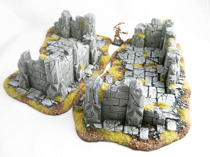 The Low Ruins kit.