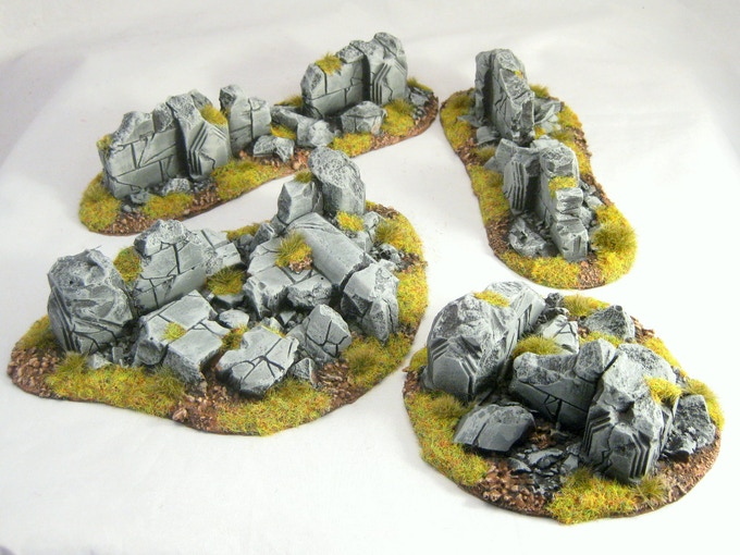 The Scattered Ruins