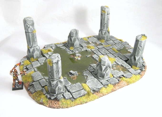 The Flooded Ruins