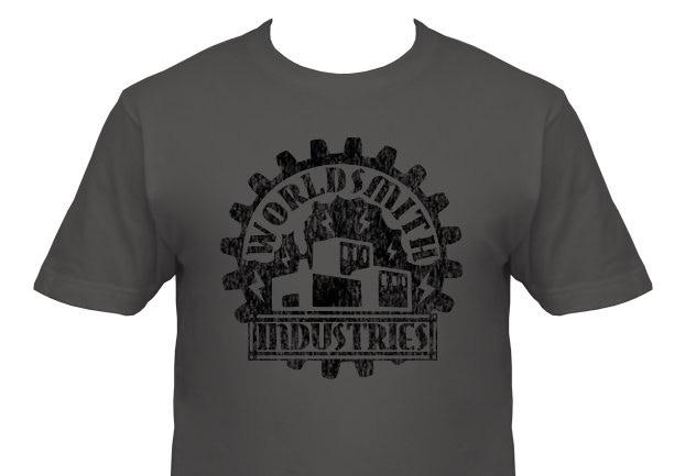 Worldsmith Industries T-Shirt.
